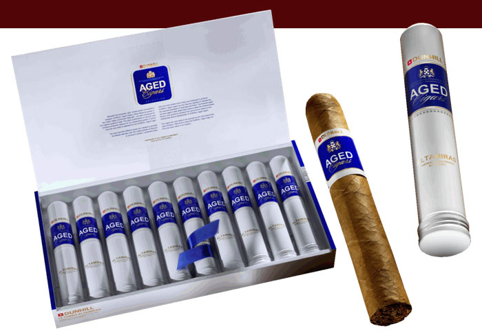 Сигара DUNHILL AGED CIGARS TUBED ALTAMIRAS 1 шт.