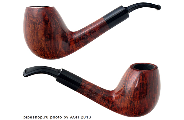 Курительная трубка NORDING LIMITED EDITION 163 of 300 SMOOTH HALF BENT EGG ESTATE