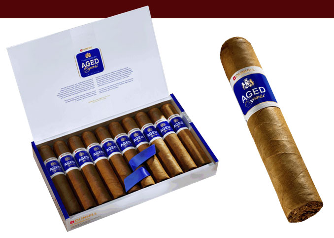 Сигара DUNHILL AGED CIGARS ROMANAS 1 шт.