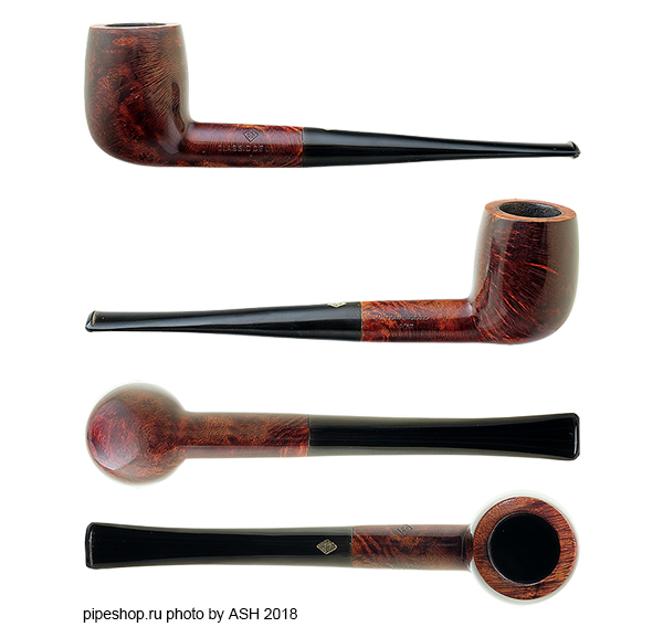 Курительная трубка BBB CLASSIC DE LUXE 675 SMOOTH BILLIARD ESTATE