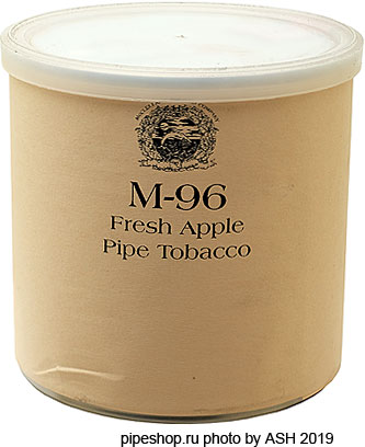 Трубочный табак McCLELLAND AMERICAN AROMATIC M-96 FRESH APPLE, банка 100 г.