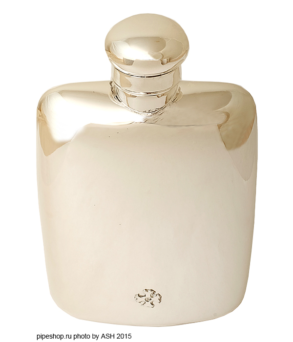 Фляга SILLEM`S POCKET FLASK 3850 SILVER PLATED